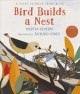 Cover for Bird builds a nest