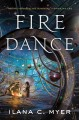 Cover for Fire dance