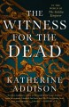Cover for The witness for the dead