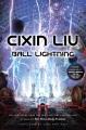 Cover for Ball lightning