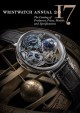 Cover for Wristwatch Annual 2017: The Catalog of Producers, Prices, Models, and Speci...