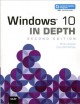 Cover for Windows 10 in Depth: Includes Content Update Program