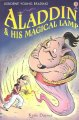 Cover for Aladdin & his magical lamp