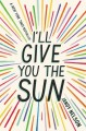 Cover for I'll give you the sun