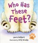 Cover for Who has these feet?
