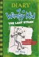 Cover for Diary of a wimpy kid: the last straw