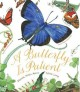 Cover for A butterfly is patient