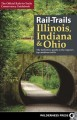 Cover for The official Rails-to-Trails Conservancy guidebook: rail-trails Illinois, I...