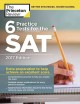 Cover for 6 practice tests for the SAT