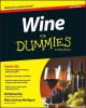 Cover for Wine for dummies