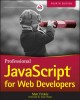 Cover for Professional Javascript for Web Developers: Website Associated With Book