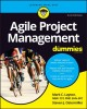Cover for Agile project management for dummies