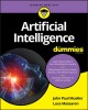 Cover for Artificial Intelligence for Dummies