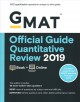 Cover for Gmat Official Guide 2019 Quantitative Review: Includes Online Content