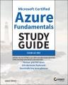 Cover for Microsoft Certified Azure Fundamentals: Exam AZ-900