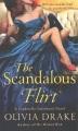 Cover for The scandalous flirt