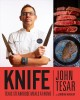 Cover for Knife: Texas Steakhouse Meals at Home