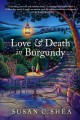 Cover for Love & death in burgundy