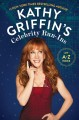 Cover for Kathy Griffin's celebrity run-ins: my A-Z index