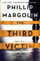Cover for The third victim