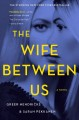 Cover for The wife between us