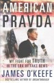 Cover for American Pravda: my fight for truth in the era of fake news