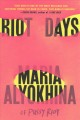 Cover for Riot days