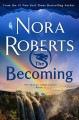 Cover for The becoming