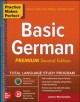 Cover for Basic German