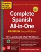 Cover for Complete Spanish all-in-one