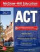 Cover for McGraw-Hill Education ACT 2021