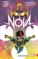 Cover for Nova: resurrection