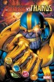 Cover for Avengers Vs. Thanos
