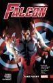 Cover for Falcon: take flight