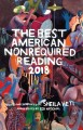 Cover for The best American nonrequired reading 2018