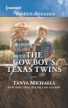 Cover for The Cowboy's Texas Twins