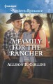 Cover for A Family for the Rancher
