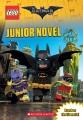 Cover for The Lego Batman movie junior novel