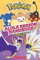 Cover for Pokémon Alola region handbook.