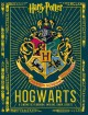 Cover for Hogwarts: a cinematic yearbook: imagine, draw, create.