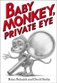 Cover for Baby Monkey, private eye