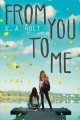 Cover for From you to me