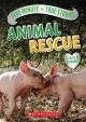 Cover for Animal rescue