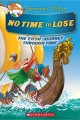 Cover for No time to lose: the fifth journey through time