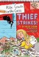 Cover for Thief strikes!