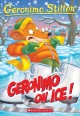 Cover for Geronimo on ice!