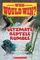 Cover for Ultimate Reptile Rumble