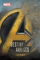 Cover for Destiny arrives