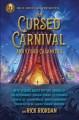 Cover for The cursed carnival and other calamities: new stories about mythic heroes