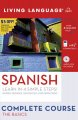 Cover for Spanish complete course: the basics.